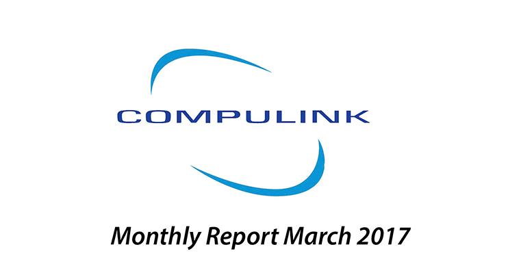 monthly report compulink